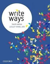Write Ways by Jan Lesley Wing (Paperback, 2015)