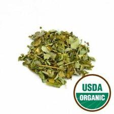 Starwest Botancials Organic Moringa Cut Loose Leaf Tea Moringa Oleifera 1 lb