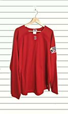 Boston Red Sox Majestic Therma Base 2007 World Series Long Sleeve Shirt Size 2XL