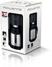 Rowenta Kaffeemaschine CT3818 Schwarz-Edelstahl