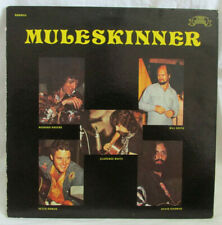Muleskinner - Lp - S/t - 70's Country Bluegrass Rock Ridge Runner 1978 RE Rare