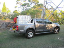 1000 LITRE FIRE FIGHTING / WEED SPRAYING TANKER
