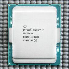 Intel Core i7-7740X 4.3GHz SR3FP Quad-Core LGA 2066 Kaby Lake-X CPU Processor