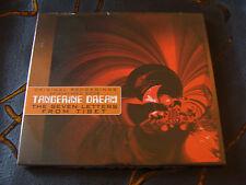 Slip Album: Tangerine Dream : Seven Letters From Tibet : Sealed