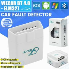 V4.0 OBD2 Viecar 4.0 Bluetooth Car Diagnostics Scanner For Apple/Android carista