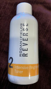 Rodan + Fields Reverse Step 2 Intensive Brightening Toner 4.2oz *Sealed*
