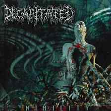Decapitated-Nihility  CD NEW