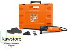 FEIN 72294461241; MultiTalent FMT250 Watt Start Kit; 11 Accessories; 110 Volt