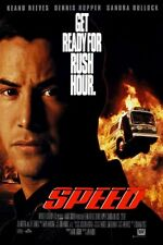Speed Movie Poster #01 24x36