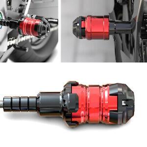 CNC Motorcycle Frame Slider Anti Crash Engine Protection Falling Protector Guard