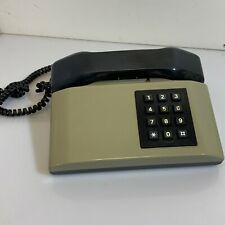 Telefono con cornetta SIP Face Standard a tasti anni 80 Grigio scuro