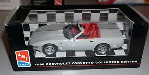 1996 Chevy Corvette Collectors Edition AMT Window Box Promo 1/25 New In Box.
