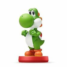 Nintendo 3ds Amiibo Yoshi Yossy Super Mario Series Wii U Japan IMPORT