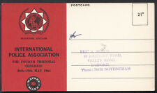 Lancashire Court Postcard - Blackpool - International Police Association RS4356