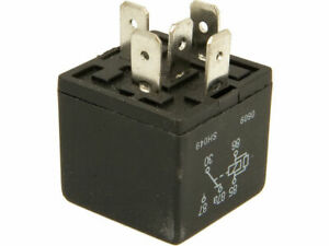 For 1997-2004 Jeep TJ Blower Motor Relay AC Delco 23987FY 1998 1999 2000 2001
