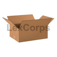 20 Qty 20x14x8 SHIPPING BOXES LC Mailing Moving Cardboard Storage Packing