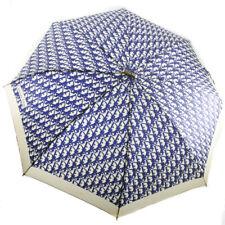 Dior Trotter folding umbrella Other miscellaneous goods Navy blue Women