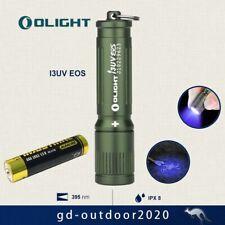 Olight I3UV EOS High Efficiency 395nm UltraViolet LED Flashlight Mini EDC