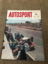 SEPT 24 1965 AUTOSPORT vintage car magazine