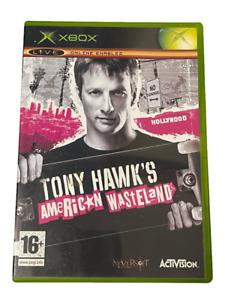 Tony Hawk's American Wasteland XBOX Original PAL *Complete*