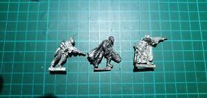 Games Workshop Warhammer 40k Oldhammer Classic Metal Tanith First Gaunts Ghosts