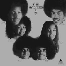 "THE SYLVERS II "" SELF TITLED "" SEALED EURO LP SOUL FUNK R&B MISDEMEANOR"