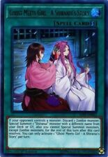 Ghost Meets Girl - A Shiranui's Story (SAST-EN063) - Ultra Rare - 1st Edition