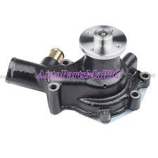 Water Pump 8943768650 for ISUZU 4BD1 Engine Hitachi EX100-3 4 Holes