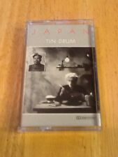Japan/Tin Drum Cassette