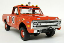 Highway 61 1/18 Scale 1969 Chevrolet C10 Baja 1000 Truck Mecum Auction Model Car