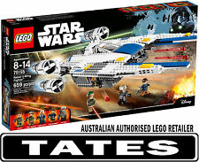 LEGO 75155 REBEL U-WING FIGHTER STAR WARS Rogue One from Tates ToyWorld