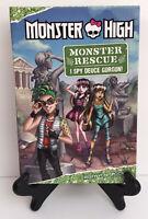 Brand New Monster High: Monster Rescue: I Spy Deuce Gorgon! Hardcover Book