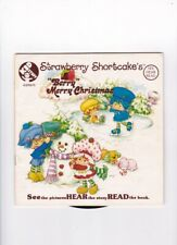 Strawberry Shortcakes Christmas & Muffin & Cheesecake 2 Record & Books Kid Stuff