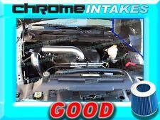 BLACK BLUE 09 10 11-13 14 DODGE RAM 1500 2500 3500 5.7L V8 HEMI COLD AIR INTAKE