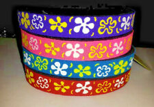 Beastie Band Cat Collars - =^.^= Purrfectly Comfy - Flower Power