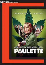 Paulette (DVD, 2016) Bernadette Lafont, Carmen Maura, Dominique Lavanant