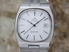 Omega Seamaster Men's 1960s Vintage Automatic Stainless Steel 36mm Watch YY75