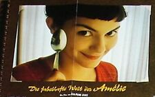 AMELIE from Montmartre - Lobby Cards Set - FOTOSATZ fabelhafte Welt der Amelie