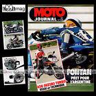 MOTO JOURNAL N°549 MARC FONTAN ARMSTRONG 250 CMX ★ SUZUKI 650 XN85 TURBO ★ 1982