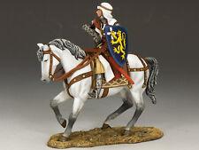 KING AND COUNTRY CRUSADER Mounted Templar Drawing Sword  MK86 MK086