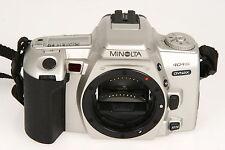 Minolta Dynax 404si, analoges SLR-Gehäuse mit Trageriemen #94101064