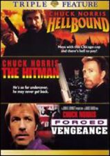 Hellbound & Hitman & Forced Vengeance [New DVD]