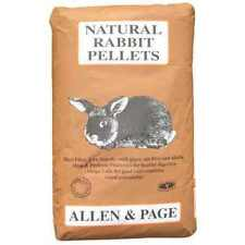 Allen & Page Natural Rabbit Pellets 20 kg