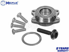 FOR AUDI A4 A6 A8 SEAT EXEO VW PASSAT FRONT LEFT RIGHT WHEEL BEARING KIT MEYLE