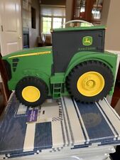 TOMY Ertl John Deere tractor Carry Case Used As Room Decoration Not Played With