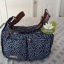 NWT Lily Bloom Dancing Dots Large Purse Handbag