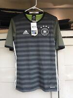 Adidas Youth 2015-2016 XL YXL Germany Away Kit Shirt Jersey Camiseta NWT