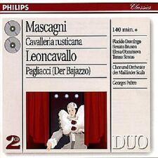 "PLACIDO DOMINGO ""CAVALLERIA RUSTICANA..."" 2 CD NEUWARE"