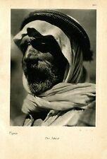 Der Scheich ( Markante Typen ) Unbekannt c.1930