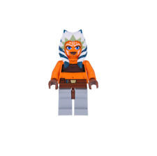 NEW LEGO Ahsoka Tano (Padawan) FROM SET 7751 STAR WARS CLONE WARS (sw0192)
